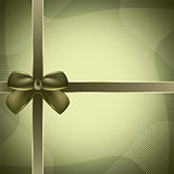 Cover of the present box green background.