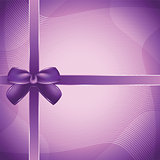 Cover of the present box violet background.