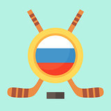 Hockey in Russia
