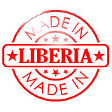 Made in Liberia red seal