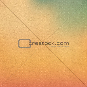 Abstract background with sky and clouds. Vintage style. Vector i