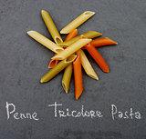 Penne Tricolore Pasta