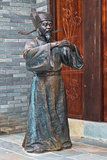 Bronze Statues in Guilin China