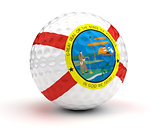 Filorida Golf Ball