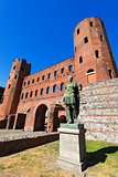 Porta Palatina - Torino Italy