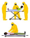 Doctors are struggling with Ebola