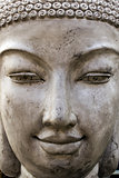 Garden buddha Statue detail