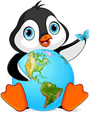 Penguin Earth Day