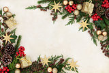 Christmas Festive Border