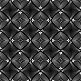 Design seamless diamond striped geometric pattern