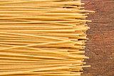 brown rice pasta, spaghetti style