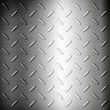 Steel diamond brushed plate background texture