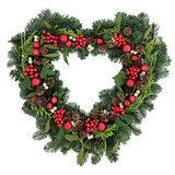 Romantic Christmas Wreath