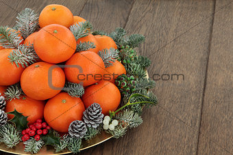 Satsuma Mandarin Orange Fruit