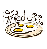 Vector Fried Eggs
