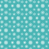 pattern of snowflakes