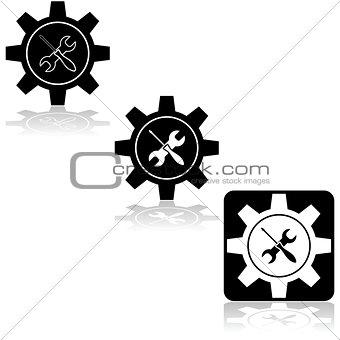 Fixing icons