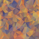 polygonal mosaic background vector illustration