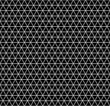 Seamless geometric latticed texture.