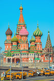 St. Basil Cathedral.
