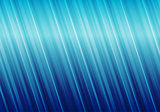 Striped blue abstract background