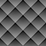 Diagonal checked pattern. Seamless geometric texture.