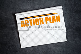 Action Plan Copy Space