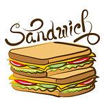Vector Sandwich