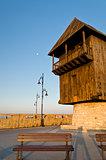 Nesebar in the morning-one famous Bulgarian resort