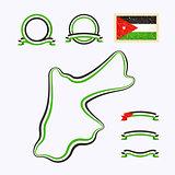 Colors of Jordan