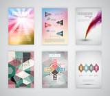 Brochure / flyer templates