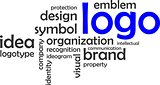 word cloud - logo