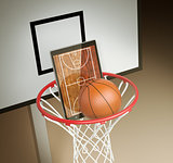 basketball and new communication technology