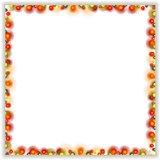 Abstract bright shiny frame