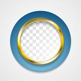 Corporate golden circle for web design