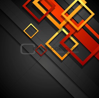Abstract corporate vector background