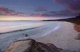 Sunrise at Nelson Beach Jervis Bay