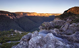 Pierces Pass Blue Mountains