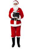 Get ready for the next Santa shot