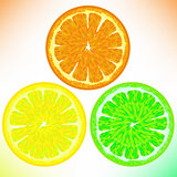 Orange Lemon Lime