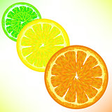 Lime Lemon Orange