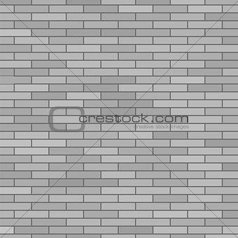Grey Brick Wall