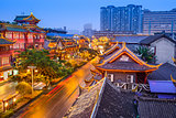 Chengdu China Historic District
