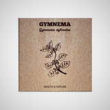 Herbs and Spices Collection - Gymnema sylvestre