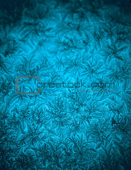 Blue Ice Patterns