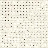 Dots on a sheet of lined paper