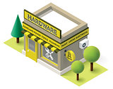 Vector hardware store