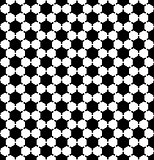 Hexagons pattern. Seamless geometric texture.