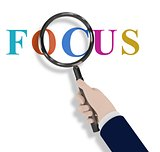 Focus search