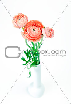 Beautiful little bouquet Ranunculus